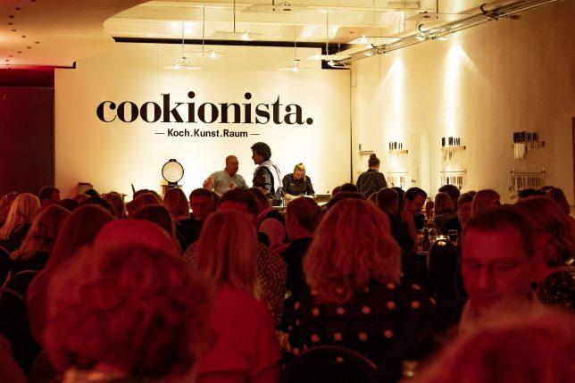 Koch-Event in der cookionista Kochschule Nürnberg Krugstraße